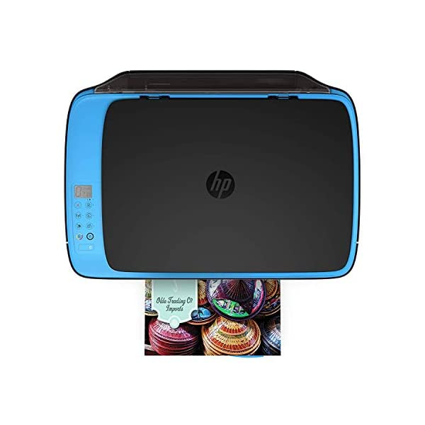 HP DeskJet 4729 All-in-One Ultra Ink Advantage Wireless Colour Printer with Voice Activated Printing Works with Alexa Google Assistant