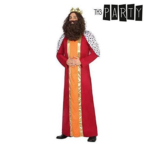 Atosa-30762 Atosa-30762-Disfraz Rey Mago Hombre Adulto-Talla ...