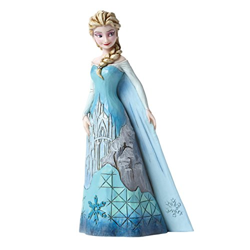 Elsa with Ice Castle Dress