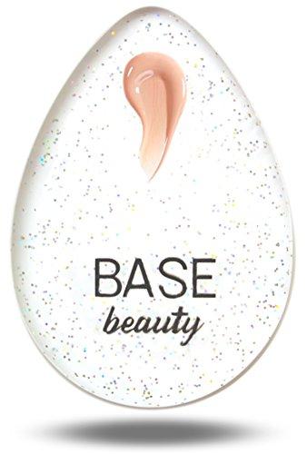 Base Beauty Silicone Sponge Diamond Blender Flawless Makeup
