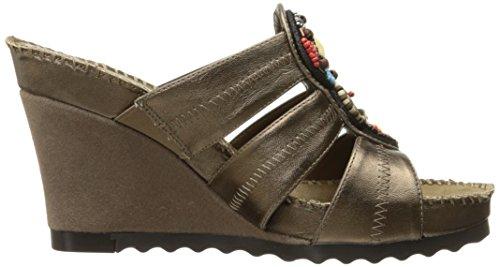 Kvinners Aerosoler Kile Brostein Combo Sandal Bronse APPO1Rf