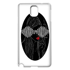 High quality Arctic Monkey logo, Rock band music,Arctic Monkey band protective case cover For Samsung Galaxy NOTE3 Case Cover QH596716825