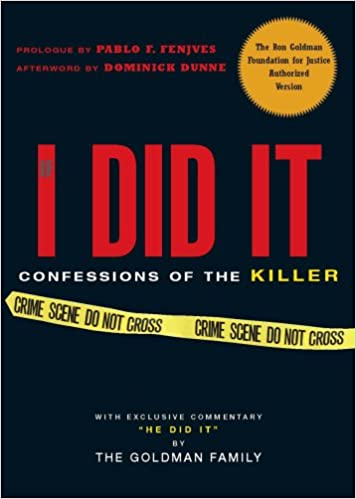 If I Did It: Confessions of the Killer: Amazon.es: Goldman ...