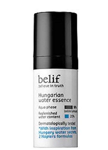 - BELIF Hungarian Water Essence, Deluxe Mini, 0.33 oz