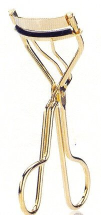 Hot Lashes 24k Gold Plated Best Eyelash Curler W/free Eyelash Curler Refills