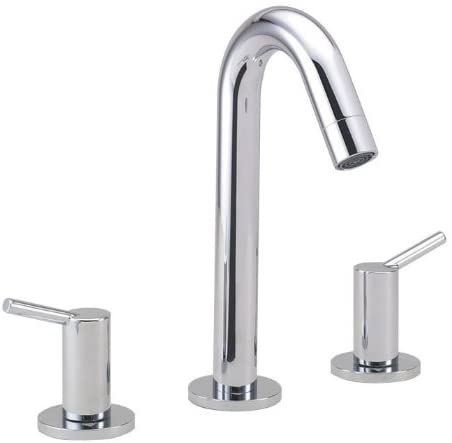 hansgrohe Talis S Modern Timeless Easy Clean 2-Handle 10-inch Tall Bathroom Sink Faucet in Chrome