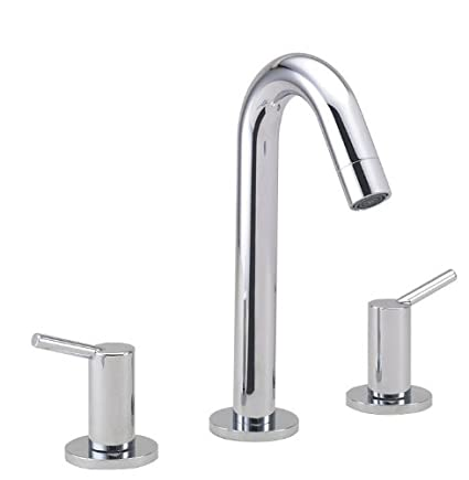 Hansgrohe 32310001 Talis S Widespread Faucet, Chrome - Bathroom Sink ...