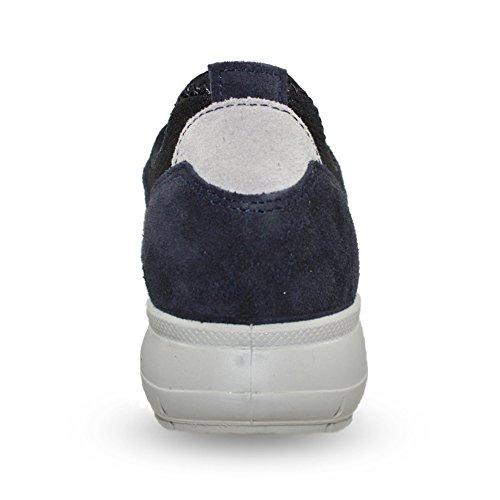 A Pantofola Memory ROCK Estive RED Scarpe Blu Scarpa Blu qBHtaEa