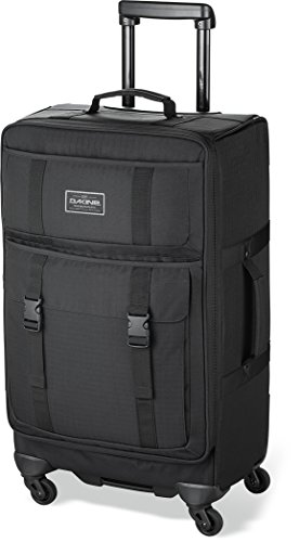 Dakine Cruiser Roller Duffel Bag, One Size/65 L, Black by Dakine