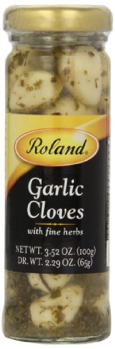 Roland Garlic Cloves Herbs Ounce