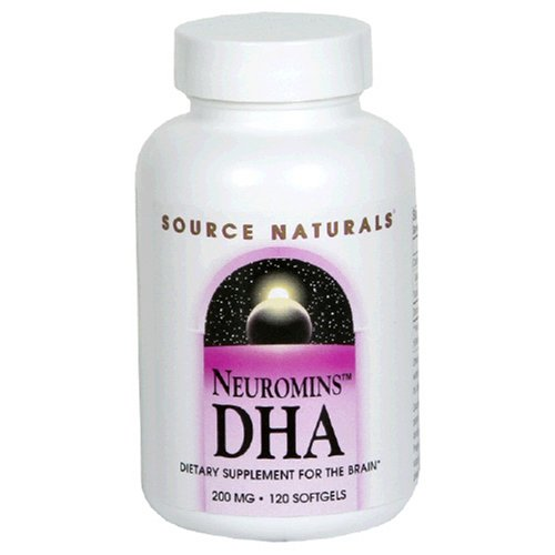 Neuromins DHA 200mg, 120 gélules