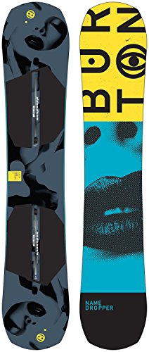 Burton Name Dropper Snowboard Mens Sz 151cm -