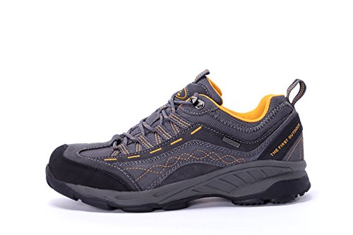 Waterproof Outdoor Dark Breathable Gray TEX The Men's Hiking Membrane First Shoe First 1Anq5ZXp