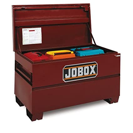 ".com: jobox 1-652990 36"" heavy duty steel chest: automotive"
