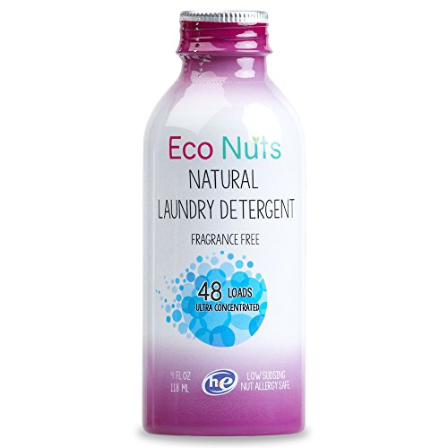 Eco Nuts Natural Laundry Soap, 4 Ounce (4 Soap Eco Ounce)
