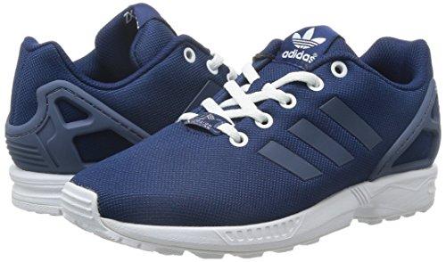 White Bleu St Enfant Basses Mixte Adidas fade St Zx ftwr Ink Baskets Blue oxford Flux w17TX6qXYx