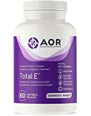 AOR - Total E 60 Softgels - Complete Vitamin E Complex