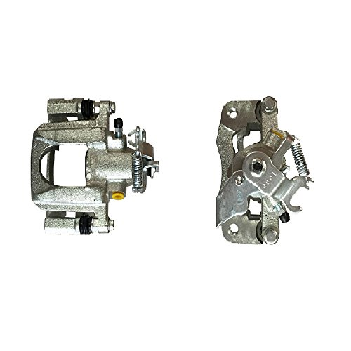 DRIVESTAR 18B5080+18B5081 New Rear Brake Calipers Pair Set by DRIVESTAR