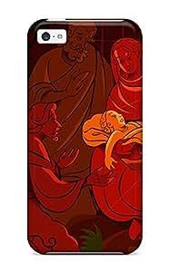 Thomas Jo Jones's Shop Cheap NYIU86UZRMK8F64O Premium Birth Of Christ Celebrations Back Cover Snap On Case For Iphone 5c WANGJING JINDA