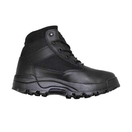 Security Bottines, noir