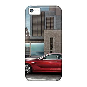 Faddish Phone Bmw In An Old New City Case For Iphone 5c / Perfect Case Cover