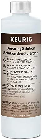 Keurig Descaling Solution for Brewers