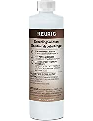 Keurig Descaling Solution For All Keurig 2.0 and 1.0 K-Cup Pod Coffee Makers -  Packaging May Vary