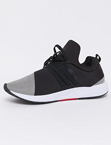 Copenhagen Herren Sneaker Black SCHWARZ AS1402 Raven ARKK 0099 anAFx7wqq