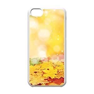 Maple Leaf ZLB572108 Personalized Case for Iphone 5C, Iphone 5C Case by mcsharks