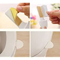 Its a Must - Toilet Seat Pad Cover Lifter - Lift Raise Lower the Clean Way !! - 3 PACKS by TurnUP