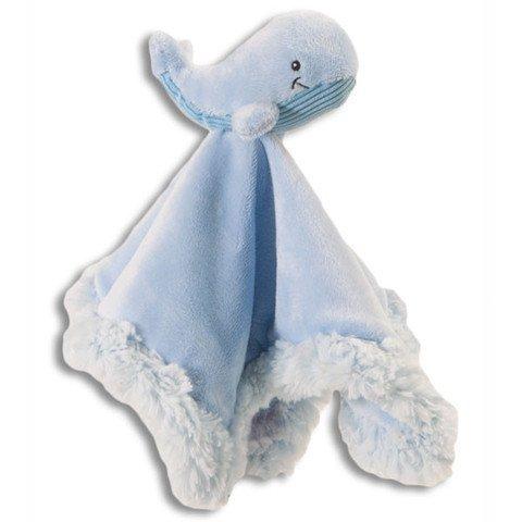 Lovie Toy (Super Soft Blue Whale Baby Lovie Boy Security Blanket)