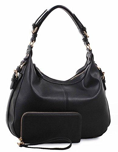 Chloe Hobo Black Bag - 7