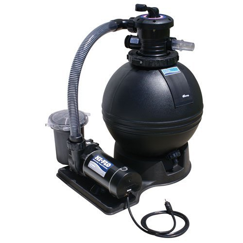 Clearwater Sand Filter System 19 in. (1 HP ()