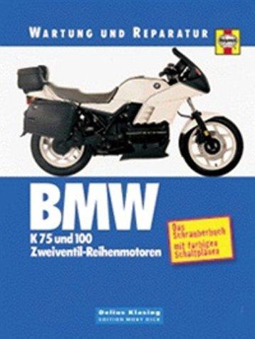 BMW K75 und 100: Zweiventil-Reihenmotoren