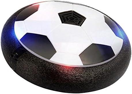 Yangyme Juguete Balón de Fútbol Flotante, Hover Ball Toys con Luz ...