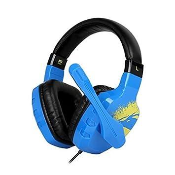 Amazon.com: Jizz gh901 Auriculares para PC con micrófono ...