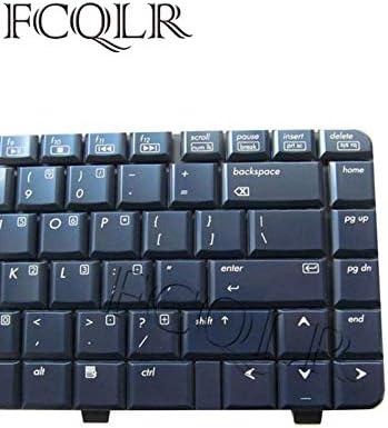 FCQLR New Keyboard for HP DV3-2126TX DV3-2121TX DV3-2032TX DV3-2023TX DV3-2000 DV3-2228TX US Laptop Keyboard Blue