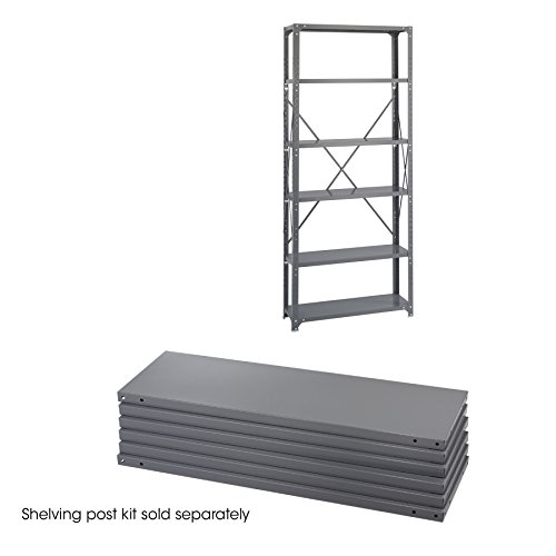 Safco Products 6250 Industrial Shelving 36