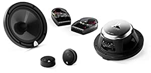 "JL Audio C3-650 6-3/4"" 2-way Convertible Component/Coaxial Speakers System Evolution C3 Series"