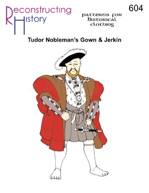 Elizabethan Outfit (Early Tudor Noble Man's Outfit Pattern)