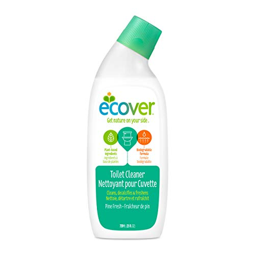 Ecover Toilet Bowl Cleaner, Pine Fresh, 25 Ounce ()