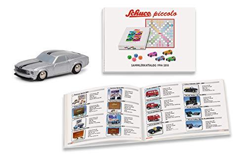 Schuco 450607400 Piccolo Set Collector's Catalogue 2018/Mustang 450607400 Piccolo Model Car Multi-Coloured