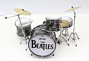 RGM318 The Beatles kit de batería en miniatura