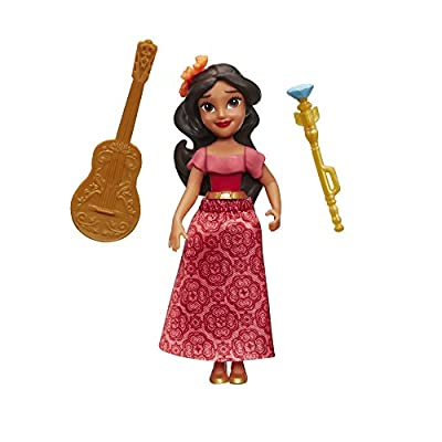 Disney Elena of Avalor Scepter Adventure Doll: Toys & Games