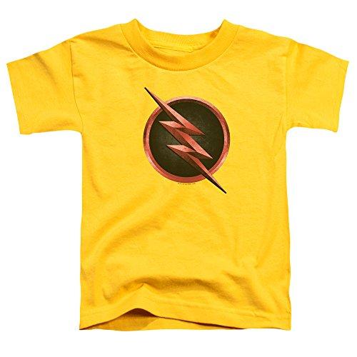 Flash Kid Flash Unisex Toddler T Shirt For Boys and Girls (Flash Reverse T-shirt)