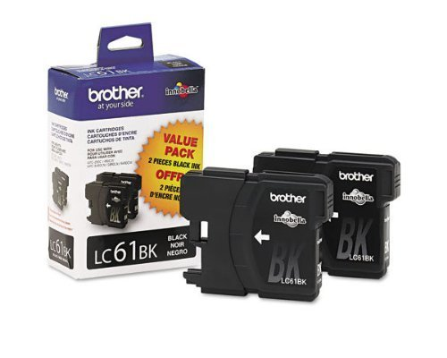 Brother MFC J270w Black Cartridge Pages