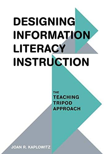 Designing Information Literacy Instruction: The Teaching Tripod ()