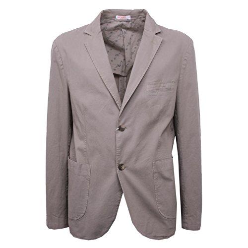 Beige Uomo 68 Jacket Twill Solid Sun Giacca Man Giacche B4358 qTZgWX