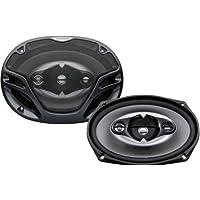 Kenwood KFC-6972IE 450-Watt 6-Inch x 9-Inch 4-Way Speaker System
