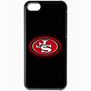 Personalized Case For Iphone 6 4.7Inch Cover Cell phone Skin Nfl San Francisco 49ers 4 Sport Black